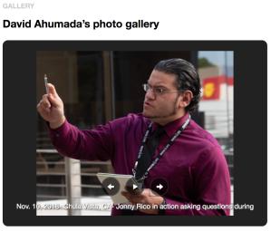 David Ahumada's Photo Gallery
