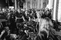 Elizabeth Warren visits San Diego